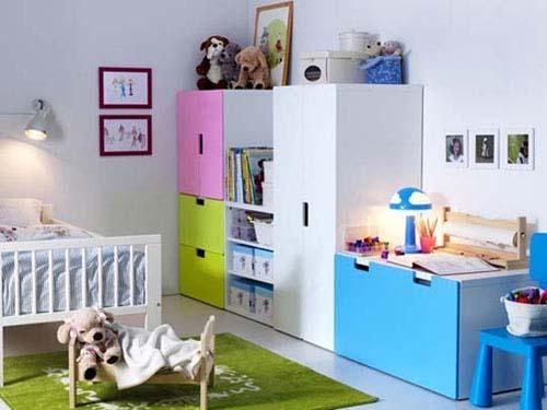 Ikea Stuva Kids Furniture Collection 2011 Information