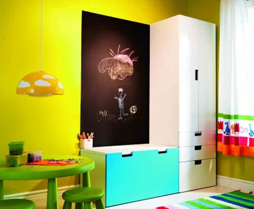 ikea stuva kids furniture collection 2011 information center home